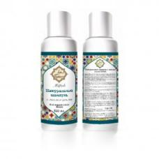 Натуральный шампунь для нормальных волос с маслом усьмы Miftah